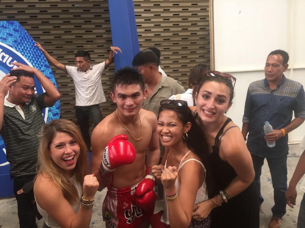 Muay Thai Bangkok Thailand