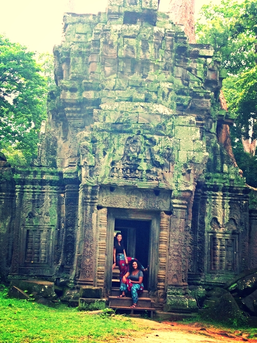 siem reap cambodia august 2015