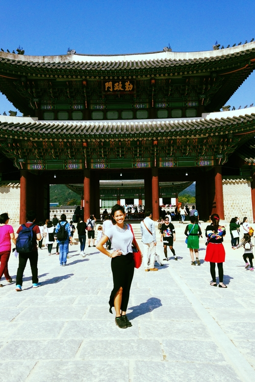 seoul south korea october 2014