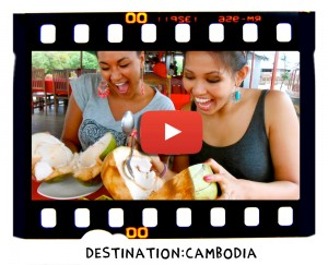 Discover Cambodia with me!