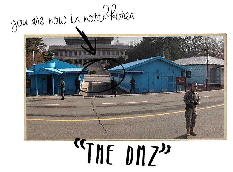 The DMZ City Guide Seoul