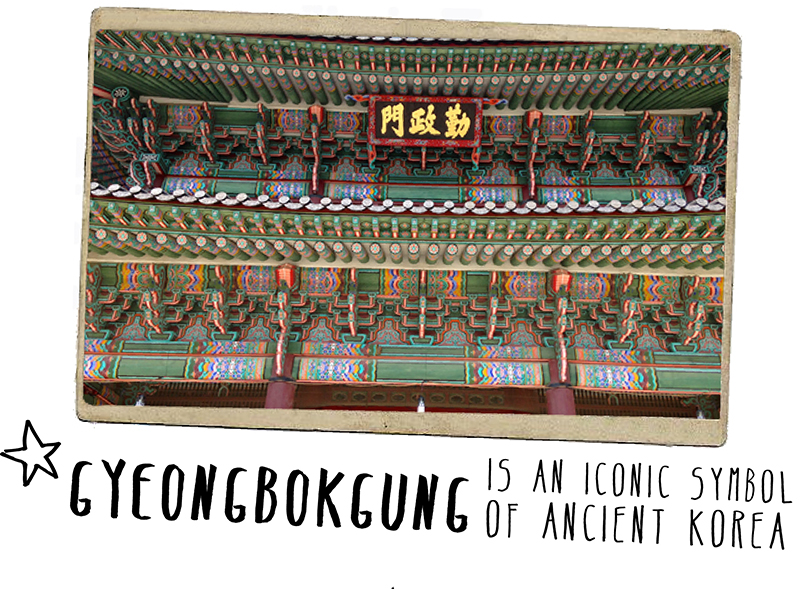 Gyeongbokgung City Guide Seoul