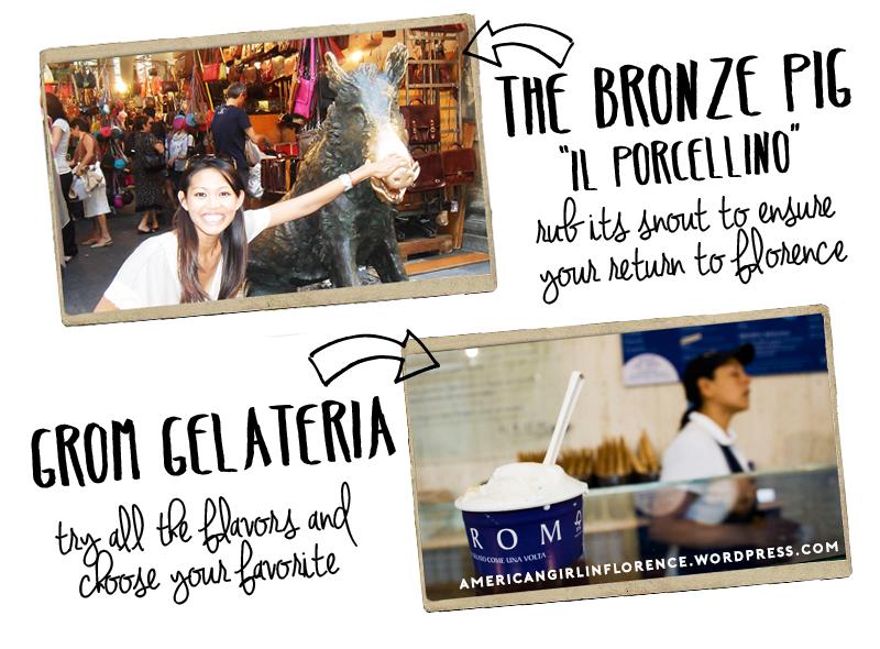 Bronze Pig Grom City Guide Florence