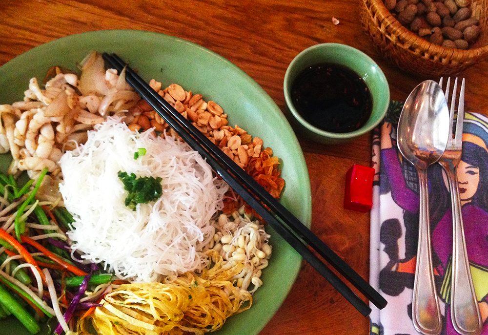 Valentine's Day Meal at Propoganda Vietnamese Bistro