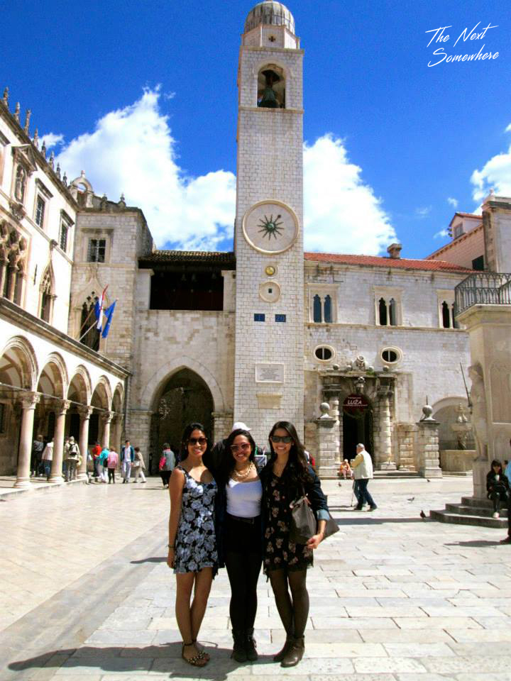 Sisters Travel Companions Croatia