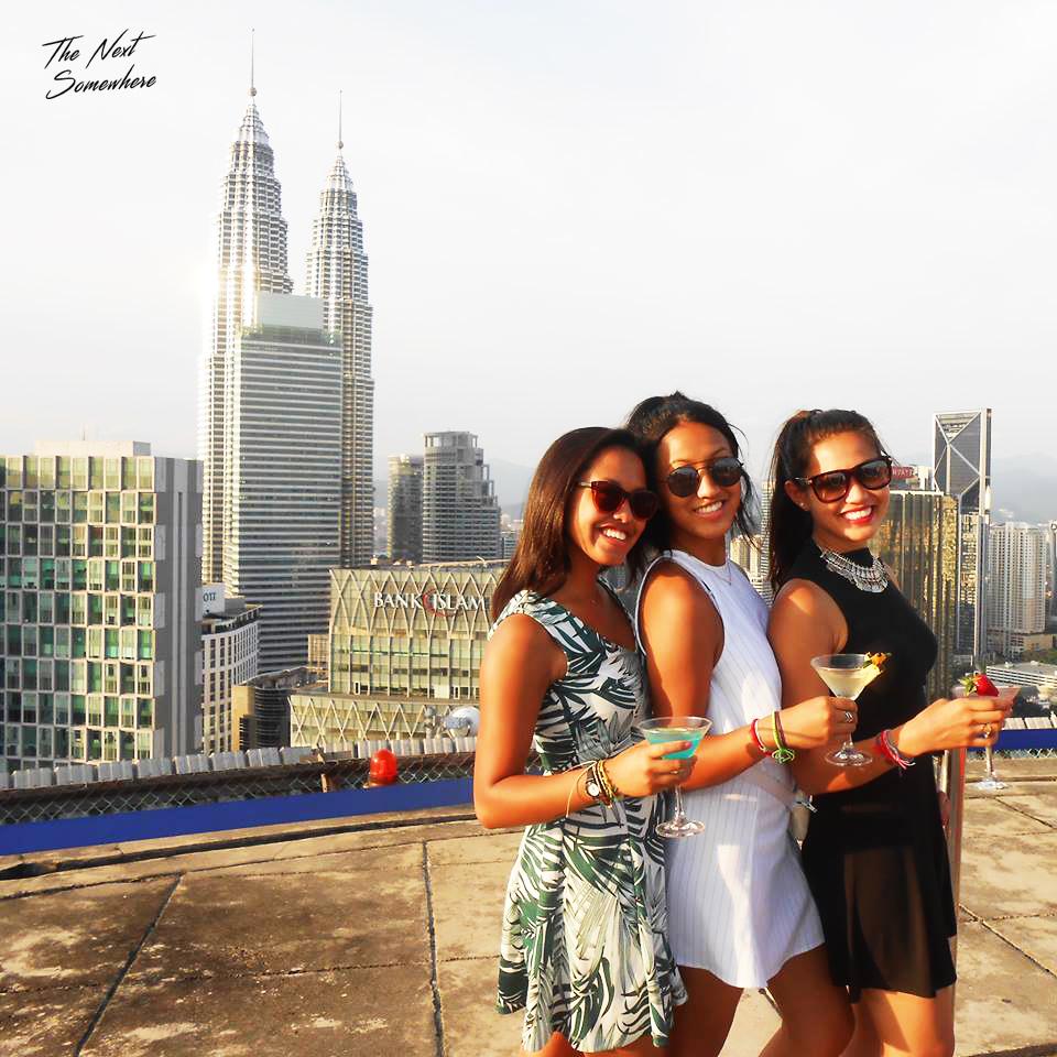 Sisters Travel Companions Kuala Lumpur
