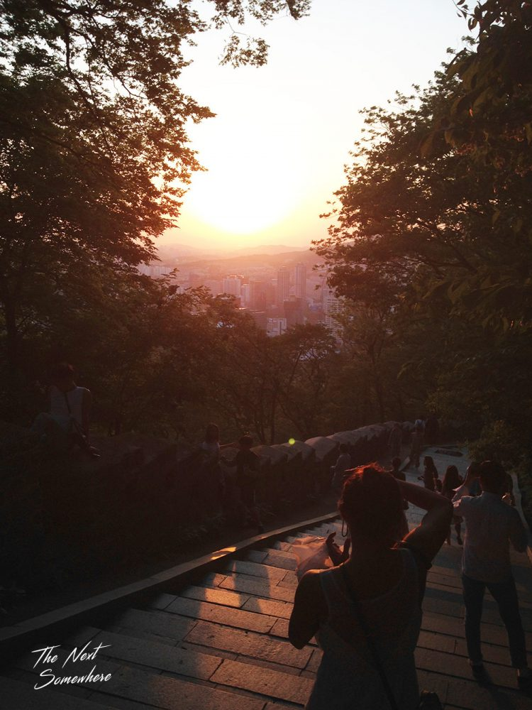 Quick Guide to Korea Namsan Mountain