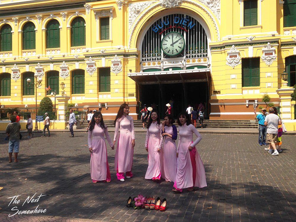 Ho Chi Minh City Saigon