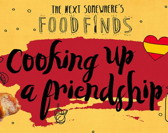 Cooking Up A Friendship