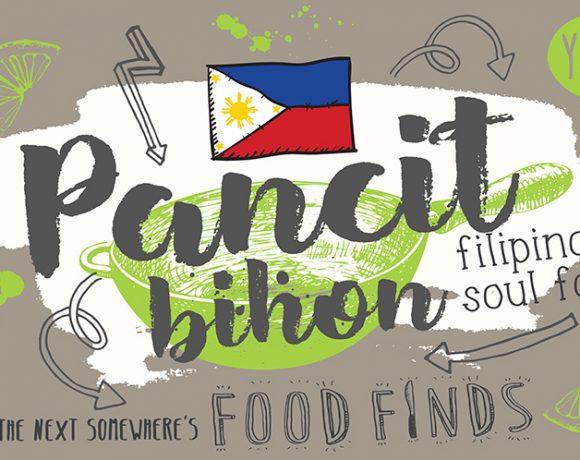 pancit bihon filipino food
