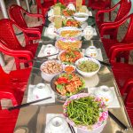 Cu Chi Adventure Tunnels Food