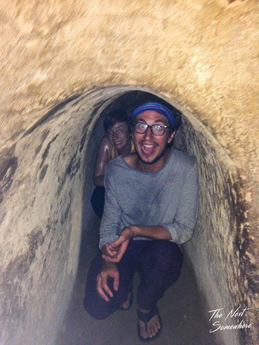 Cu Chi Adventure Tunnels