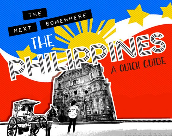 This is your quick guide to the Philippines!