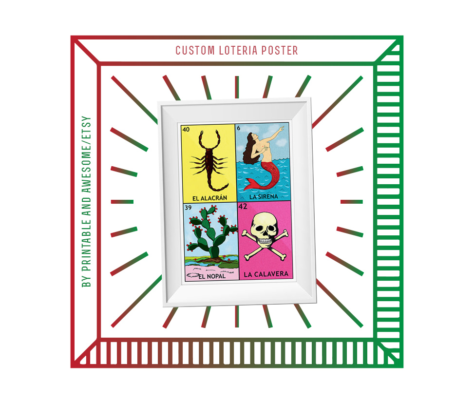 Loteria for 2016 Gift Guide @ The Next Somewhere