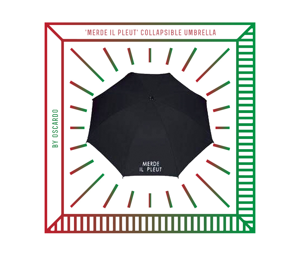 MIP Umbrella for 2016 Christmas Gift Guide @ The Next Somewhere