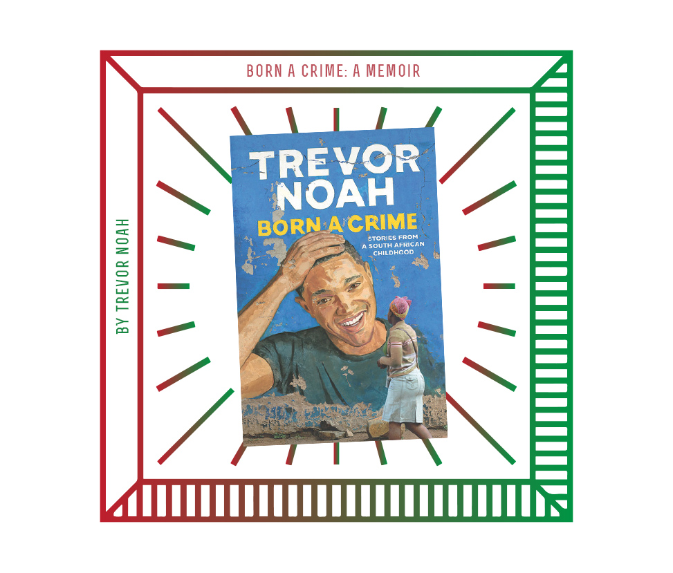 Trever Noah for 2016 Christmas Gift Guide @ The Next Somewhere