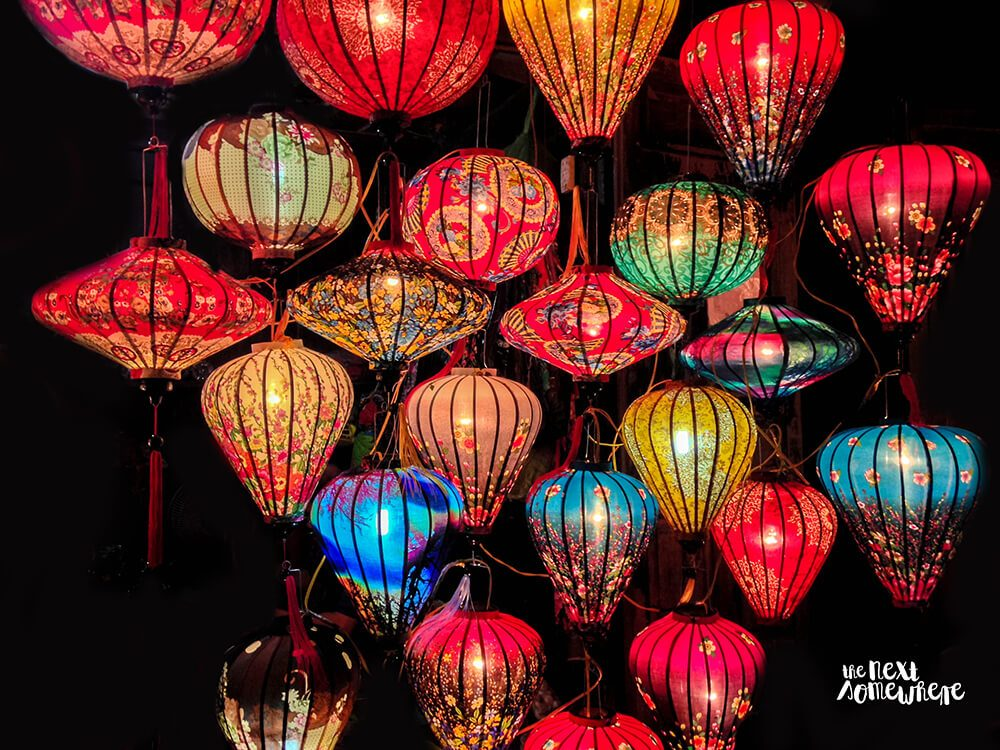things to do in hoi an lanterns
