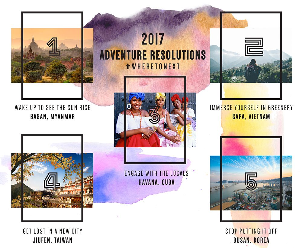 2017 adventure resolutions new year