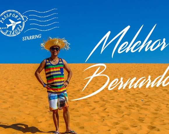 Meet travel blogger and ESL teacher, Melchor Bernardo