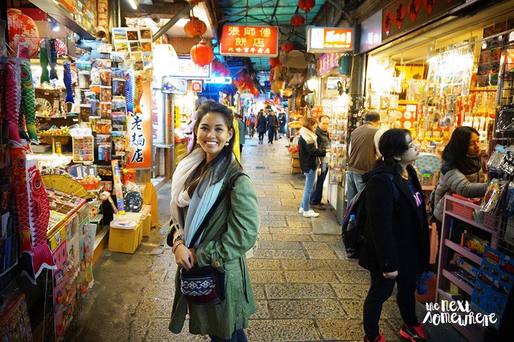 Wanderlist Taiwan Jiufen