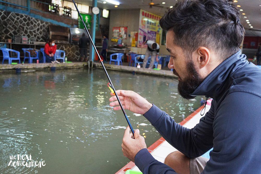 Wanderlist Taiwan Shrimping