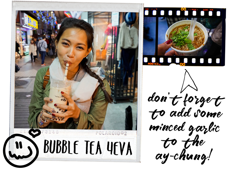 yongkang beefnoodles city guide taipei bubble tea foodie