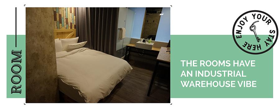 hotel stay nys loft hotel taipei