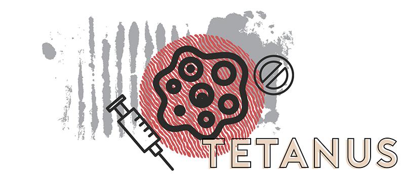 world diseases tetanus
