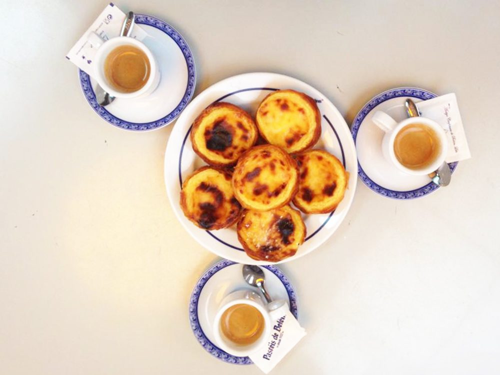pastel de nata top five things to do lisbon portugal