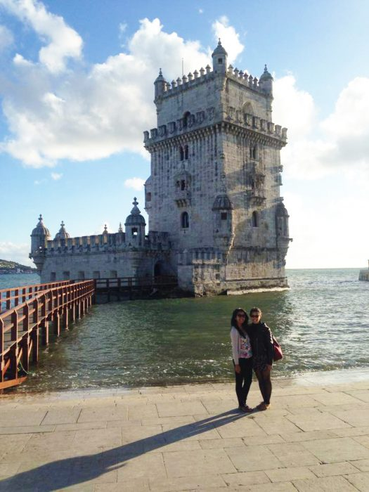 torre de belem top five things to do lisbon portugal