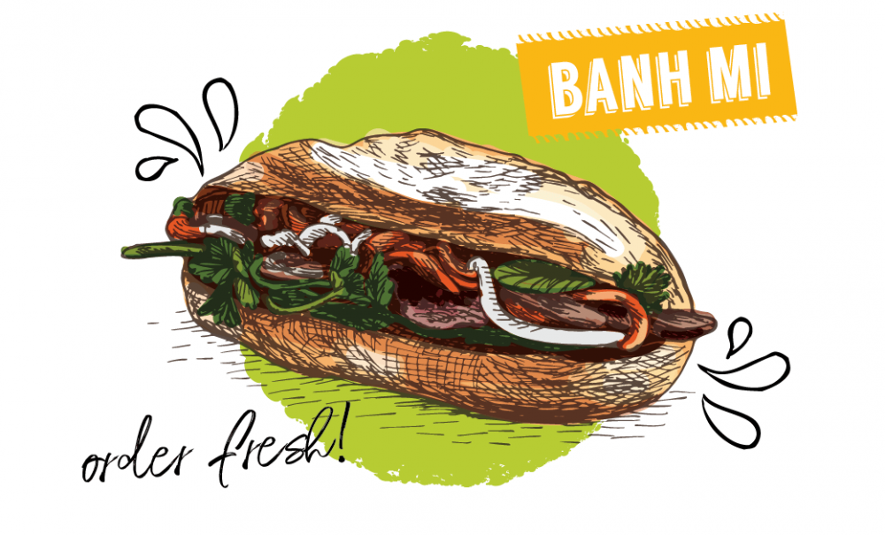 top 10 vietnamese food must try banh mi