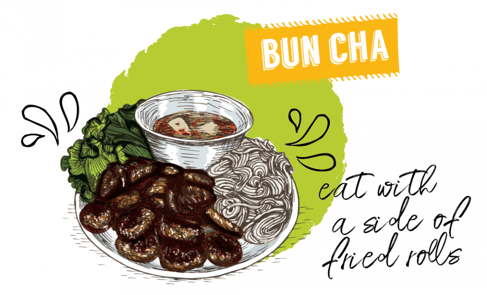 top 10 vietnamese food must try bun cha