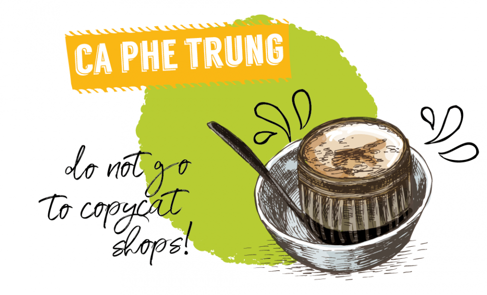 top 10 vietnamese food must try egg coffee