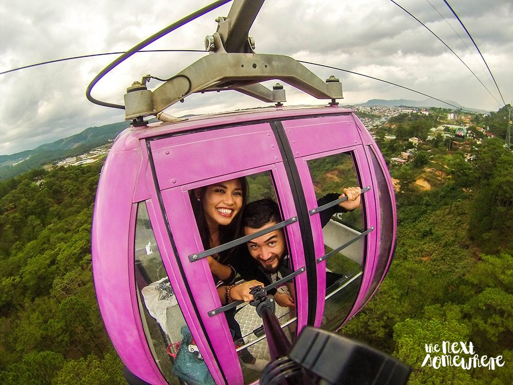 Cable Car Five Things to Do in Dalat Vietnam