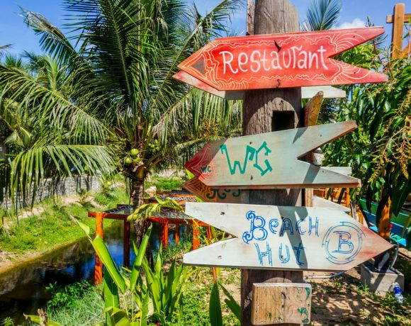 Where to stay in Vietnam Cocobeach Camp