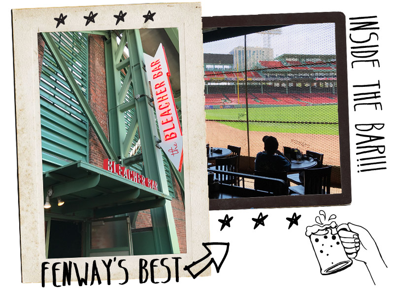 City Guide Boston Fenway Bleacher Bar