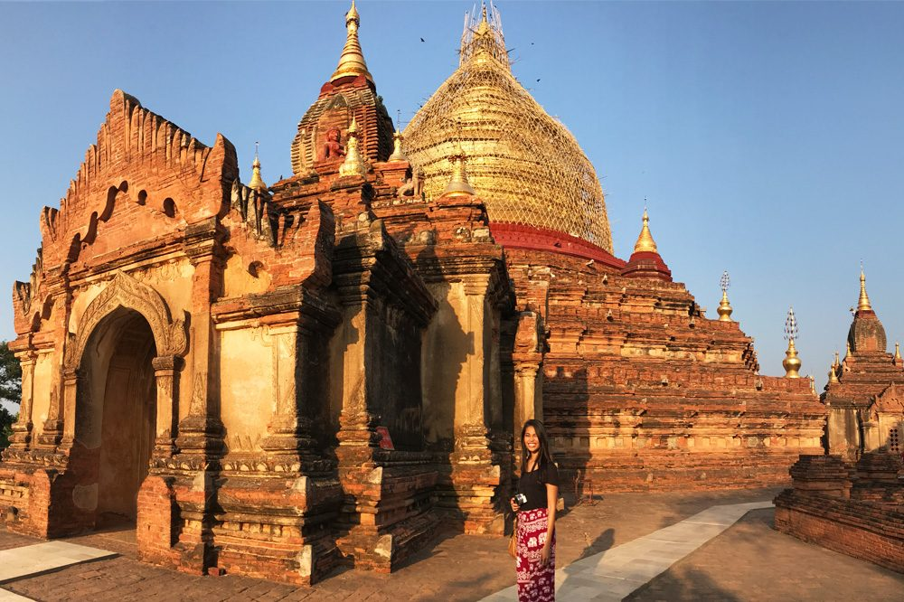 First Trip to Myanmar Bagan Temples