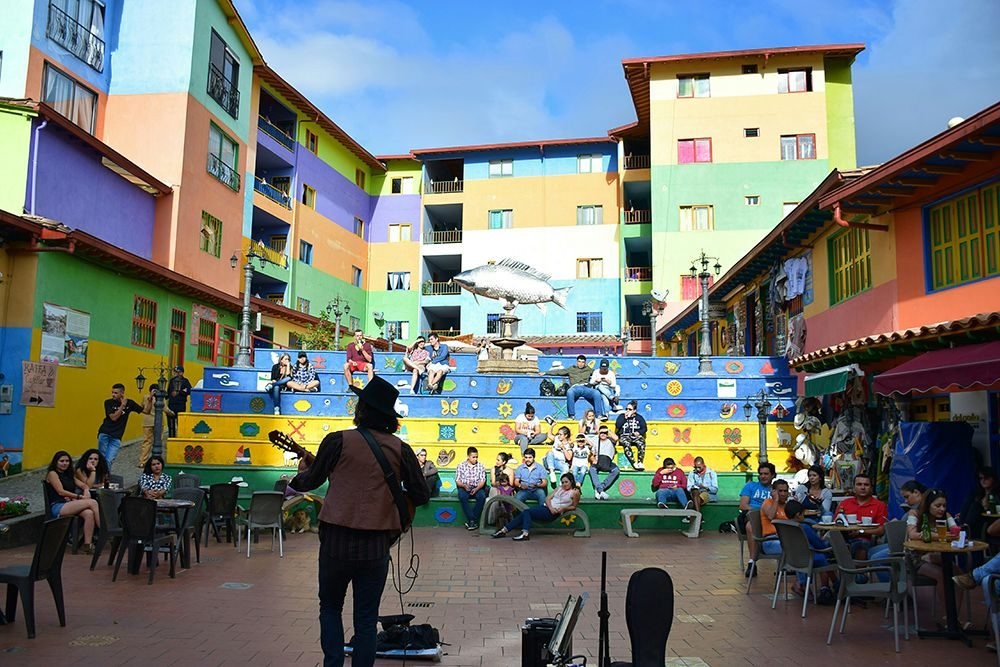 Top Five Things to do in Medellín, Colombia