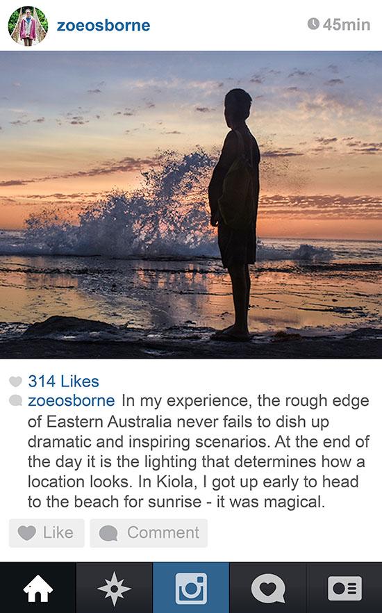 Meet Zoe Osborne