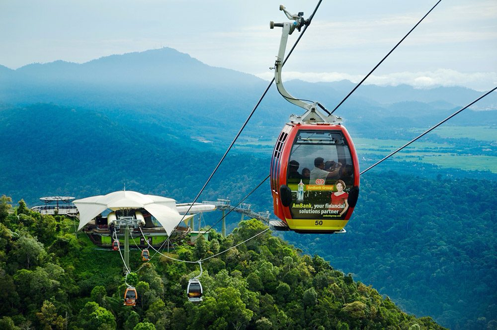 Top Five Things to Do in Langkawi, Malaysia