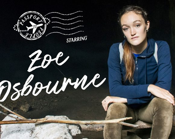Meet Zoe Osborne Journalist/Photographer