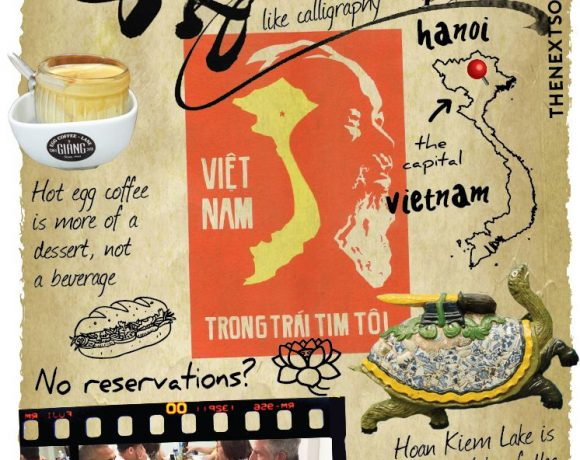 Top Five Things To Do in Hanoi, Vietanm with The Next Somewhere