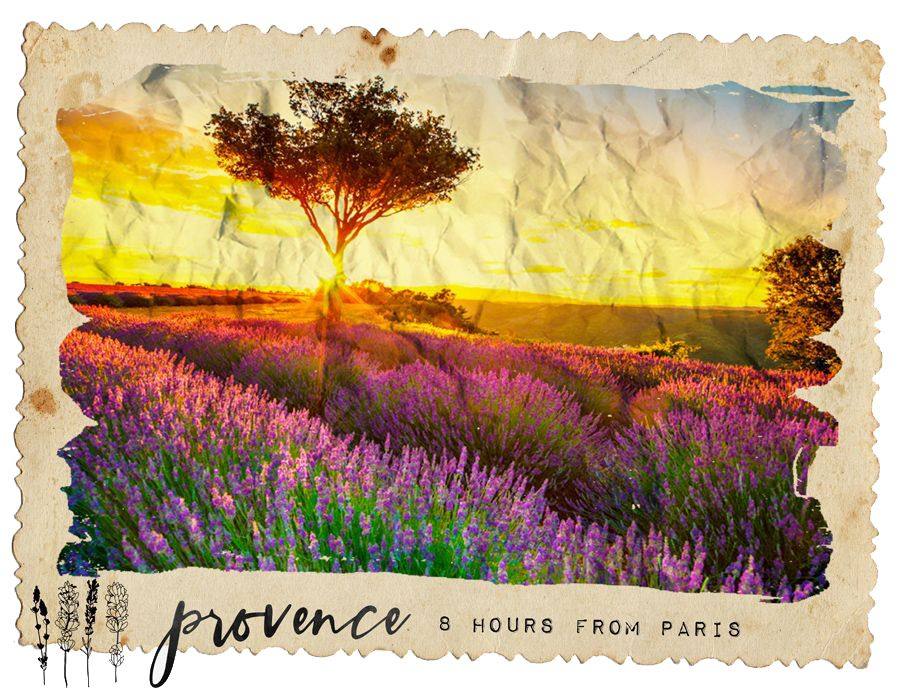 Where to Visit Outside of Paris in France Provence