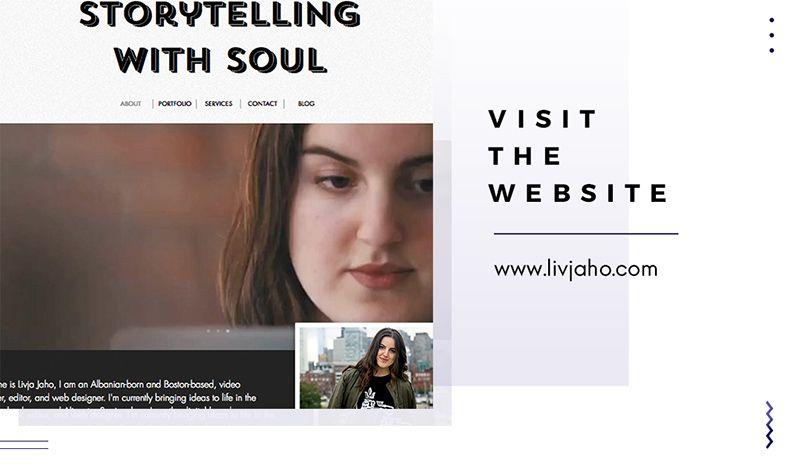 Meet Livja Jaho Videographer