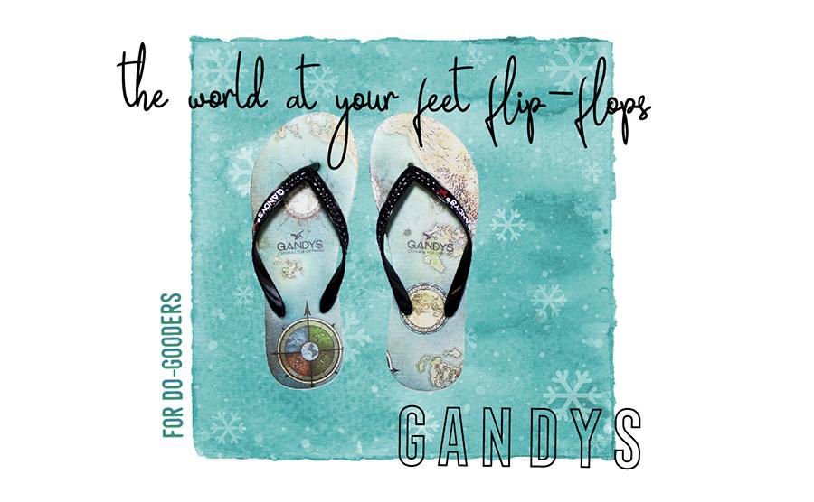 2017 Travelers Holiday Gift Guide Gandys Flip Flops