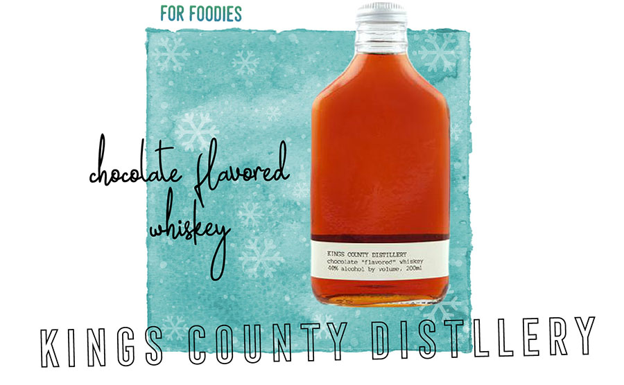 2017 Travelers Holiday Gift Guide Kings County Chocolate Whiskey