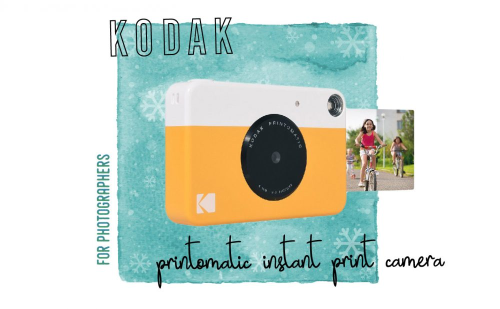 2017 Travelers Holiday Gift Guide Kodak Printomatic