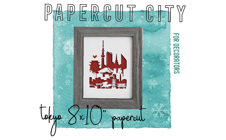 2017 Travelers Holiday Gift Guide Papercut City