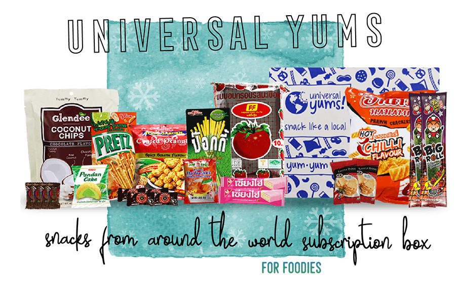 2017 Travelers Holiday Gift Guide Universal Yums