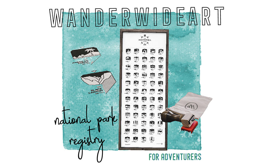 2017 Travelers Holiday Gift Guide National Parks Registry